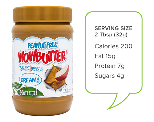 peanut free wow butter | Substitutes for peanut butter