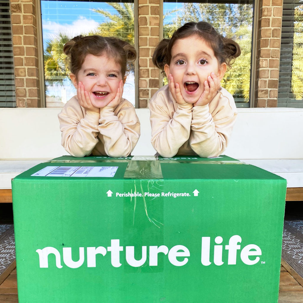 Nurture Life Kids Meal Delivery
