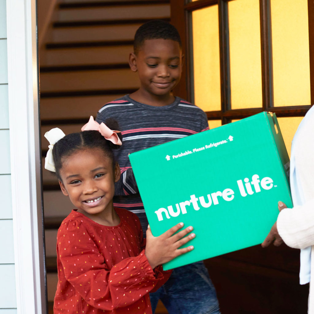 Healthy Meal Delivery | Prepared Meal Delivery | Nurture Life